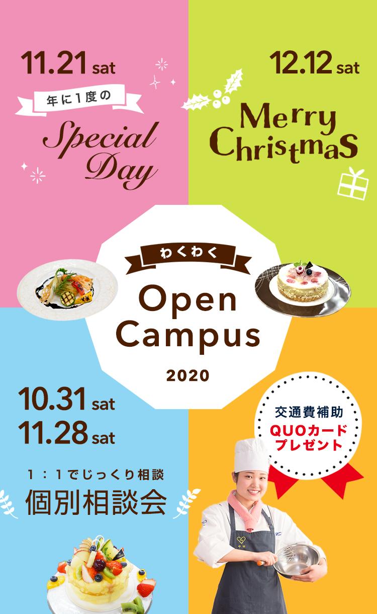 Open Campus 2020